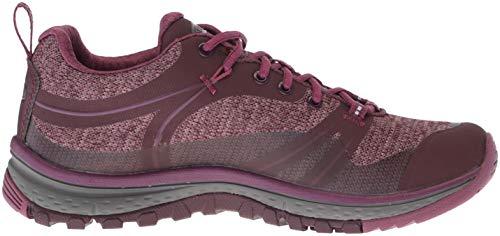Waterproof Tulipwood Hiking KEEN Boot Women's Terradora Winetasting E6qwY7pnRx