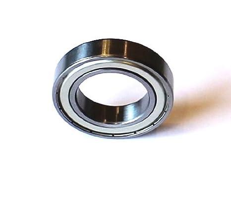 2 Pcs Premium 6905 2RS ABEC3 Rubber Sealed Deep Groove Ball Bearing 25x42x9mm