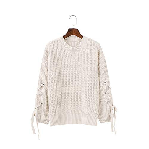 Moda Abbigliamento Natale A Bianco Calze Donna Tops Tops Maglia Pullover Donna SIKESONG Inverno Pullover ZxIpPYqv