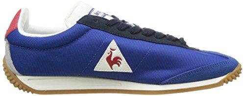 Le Coq Sportif Quartz Gum, Scarpe da Ginnastica Basse Unisex – Adulto Blu (Classic Blue/Dress B)
