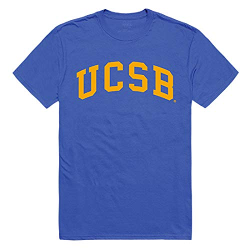 (UCSB University of California, Santa Barbara NCAA College Tee t Shirt, Medium)