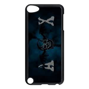 Ipod Touch 5 2D Custom Hard Back Durable Phone Case with Avenged Sevenfold Image