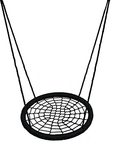 Web-Riderz-Outdoor-Swing-N-Spin-Safety-rated-to-600-lb-39-inch-diameter-Adjustable-hanging-ropes-Ready-to-hang-and-enjoy-as-a-family