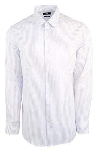 Hugo Boss Men's Regular Fit Cotton Dress Shirt-MP-16-34/35