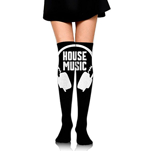 fan products of Mecia DJ Women Stockings Knee High Long Socks For Girls And Women-25.5 Inch