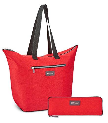 Biaggi Luggage Microfold Shopper 16 Inch product image