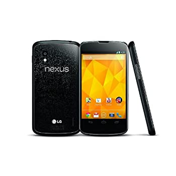 【日本正規流通品】LG Electronics Japan Nexus4/Black (Android 4.3/4.7inch/16GB/SIM フリー) LGE960.AJPNBK