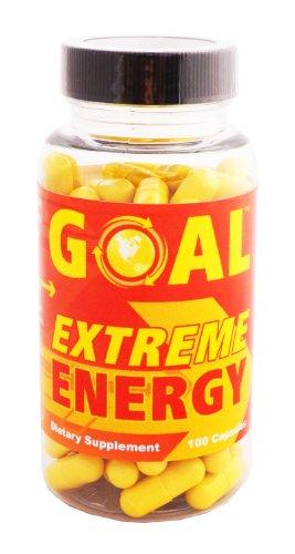 BUT Pills Extreme Energy - Best Vitamines énergétiques naturelles - Percée de perte de poids pilules - Energy Booster Capsules de supplément pour les femmes et les hommes - Brûleurs de graisse pilules amaigrissantes qui fonctionnent rapide