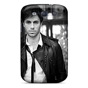 New Diy Design Enrique Eglesias For Galaxy S3 Cases Comfortable For Lovers And Friends For Christmas Gifts