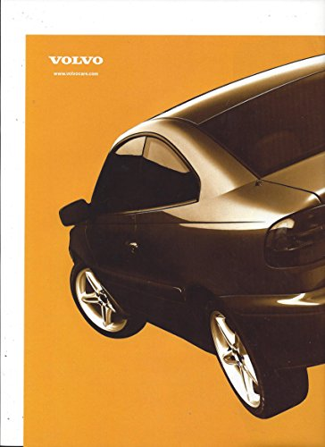 Volvo C70 Coupe - MAGAZINE ADVERTISEMENT For 1998 Volvo C70 Coupe: Passion For Living