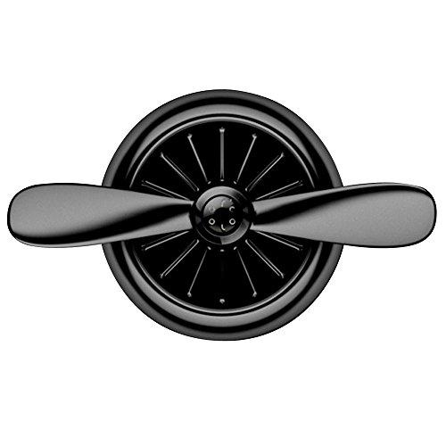 AUTO PDR Car Fragrance Diffuser Vent Clip Car Vents Fragrant Car Fragrance Vehicle Incense - Mounted Incense Stick Car Air Freshener (BLACK) by AUTO PDR