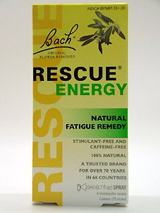 Bach Rescue Remedy Energy 20 Milliliters ()