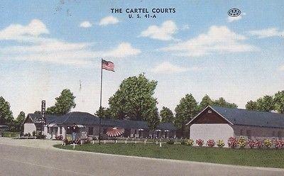 G5647 TN, Joelton The Cartel Courts Postcard at Amazons ...