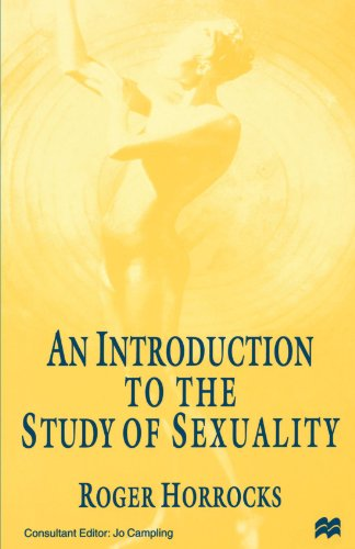 An Introduction To the Study of Sexuality by Palgrave Macmillan