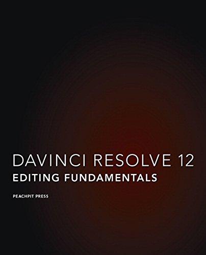 DaVinci Resolve 12 - Blackmagic Design Authorized Training Series: Editing Fundamentals-cover