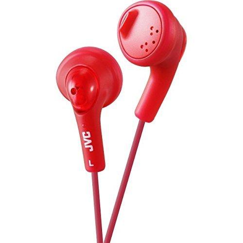JVC HA-F160-R-K / Gumy Headphone Red - Jvc Computer Monitor