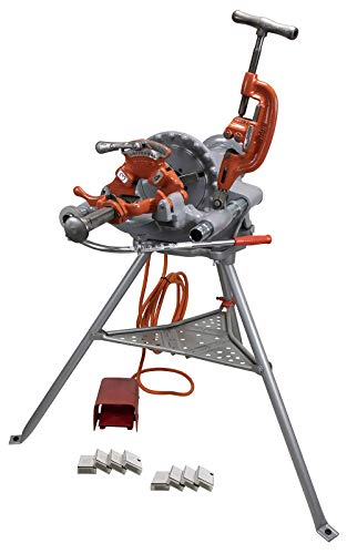 (RIDGID 300 Pipe Threading Machine with Accessories 15682 (Renewed))