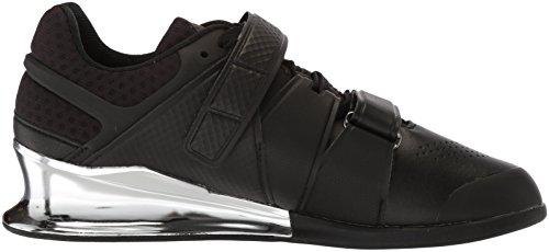 Reebok Mens Legacy Lifter Sneaker Black/White/Silver 1 YvIW7TGhFr