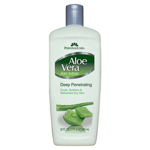 PERSONAL CARE PRODUCTS Aloe Vera Lotion, 20 Fl Oz