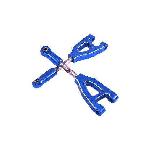 Redcat Racing Aluminum Rear Upper Suspension Arm, Blue