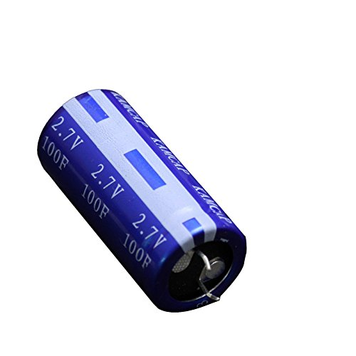 Kamcap 100f 2.7v Farad Super Capacitor Ultra Capacitor Power (Super Capacitor)