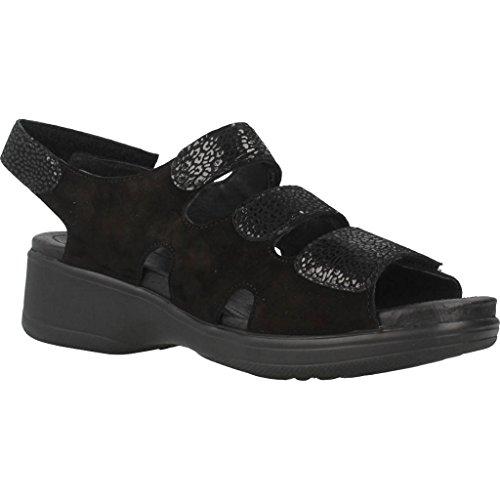 Sandalias y chanclas para mujer, color Negro , marca STONEFLY, modelo Sandalias Y Chanclas Para Mujer STONEFLY MRL996 JL Negro Negro