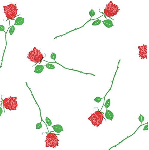 Long Stem Red Roses Gift Tissue Paper-30 Large Sheets