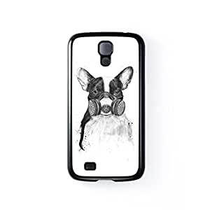 Big City Life Black Hard Plastic Case for Samsung? Galaxy S4 by Balazs Solti + FREE Crystal Clear Screen Protector
