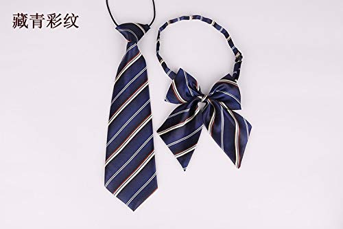 LLZGPZLD Corbata/Striped Plaid Child Bowtie School Style Niños Y ...