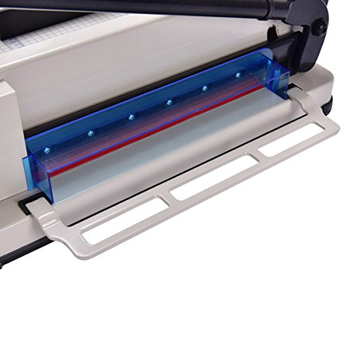 Giantex A4 Paper Cutter Office Home Heavy Duty Guillotine Trimmer Cutting Machine 400 Sheets (12 inch) by Giantex (Image #6)'