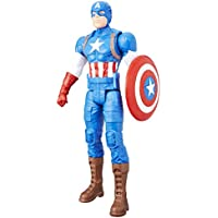 Marvel Titan Hero Series 12-inch Captain America Figure