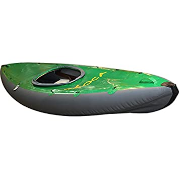 Única inflable Kayak
