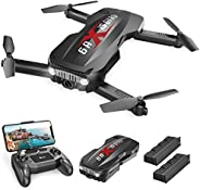 Holy Stone HS160 Pro Foldable Drone with 1080p HD WiFi Camera for Adults and Kids, Wide Angle FPV Live Video,