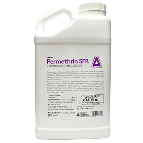 PERMETHRIN SFR, Size: GALLON, Restricted States: CT, NY (Catalog Category: Bug & Insect Control:FLYS AND INSECTS)