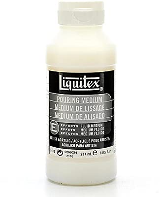 Liquitex Pouring Medium (8 oz.) 1 pcs sku# 1843013MA