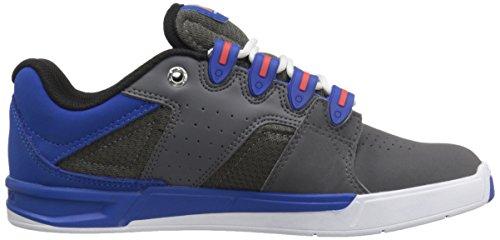 DC Herren Maddo Schuh, EUR: 40.5, Grey/Blue/Grey
