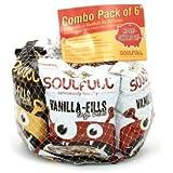 Soulfull Choco/Vanilla Fills -Pack of 6 (35gmsx6)