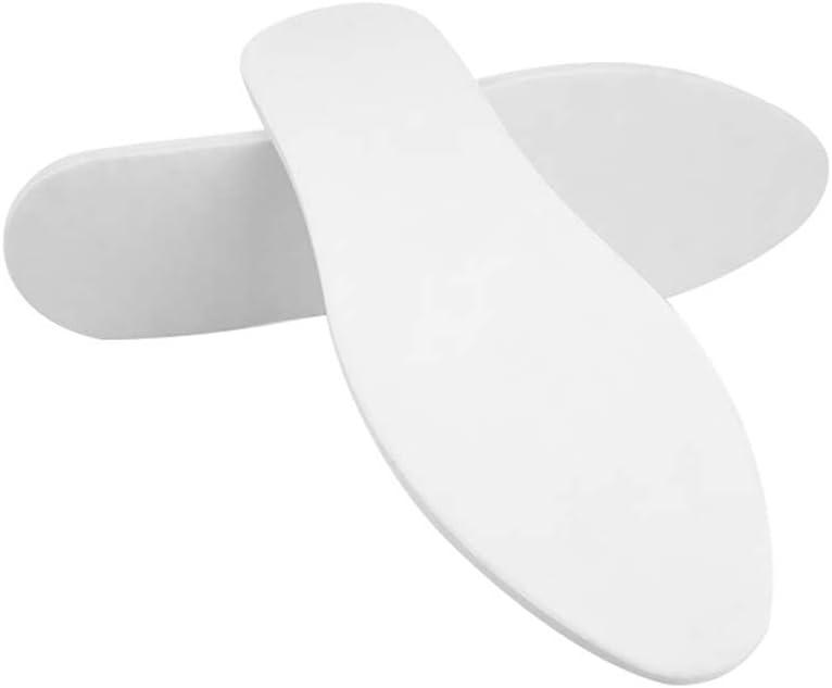 Lanceasy 1 Par Plantillas de Espuma con Memoria Ortopédica Puente Cuidado de Pies Confort Alivio Del Dolor