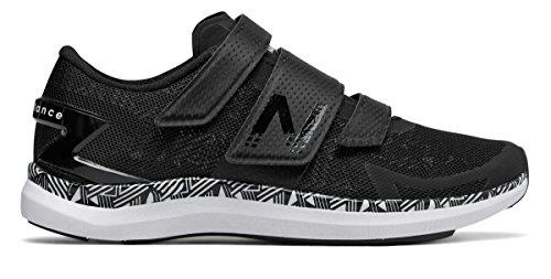 謝る国旗パブ(ニューバランス) New Balance 靴?シューズ レディーストレーニング NBCycle WX09 Black with White and Black Multi ブラック ホワイト ブラック US 6.5 (23.5cm)