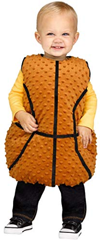 Infant/Toddler Basketball Tunic Costume - Ready for Game Day -