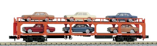 Ku5000 (with cars) (Model Train)