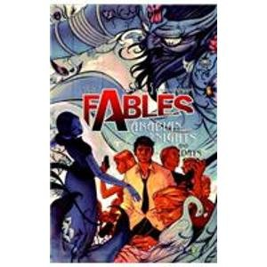 Fables 7 Arabian Nights and Days