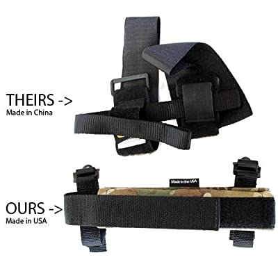 Bartact Universal Roll Bar D-Cell Mag Flashlight Holder