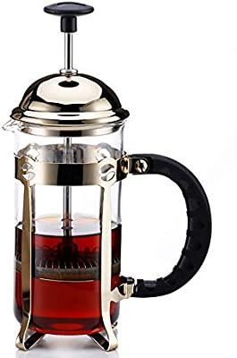Wenzhihua Cafetera Prensa Francesa Acero Inoxidable French Press ...