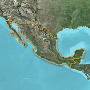 Garmin 010-C1099-00 Topo Mexico Maps On Micro-SD/SD Card