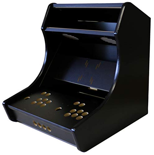 - GameRoomSolutions Deluxe Bartop Arcade Cabinet Kit - Easy Assembly