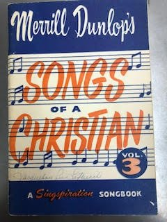 Songs of a Christian, Volume 3