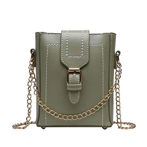 Pengy Women's Shoulder Bag Chain Versatile Messenger Bag Fashion Shoulder Bag Bucket Bag for - Embroidered Nba Tackle