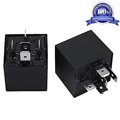 Power Trim and Tilt Relay 584416 586224 18-570 for Johnson Evinrude Outboard Marine Corp OMC(Pack of 2): Automotive