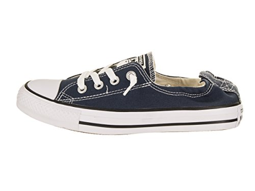 Pictures of Converse Women's Shoreline Slip on Sneaker 537080F Athletic Navy 5